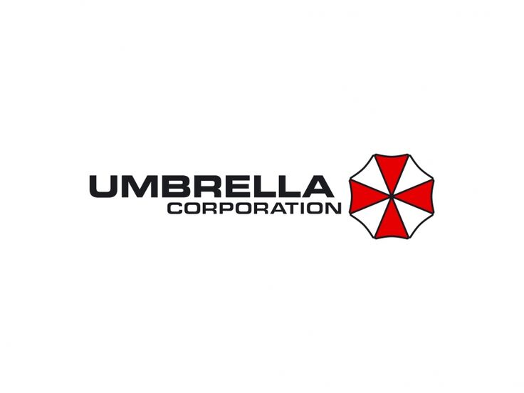 Commercial Logos Media Umbrella Corporation Umbrella Corporation Vector Logo Umbrella