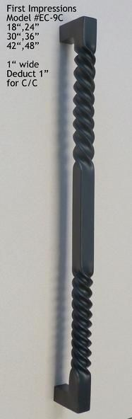 First Impressions manufactures Commercial Door Handles - Commercial Door Pulls-Door Pulls- Door Handles First Impressions