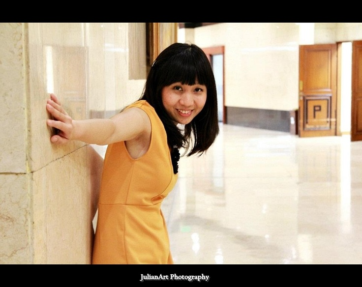 Beatrix Immanuel - Account Manager. a true networker, hardworker, party goers ^^