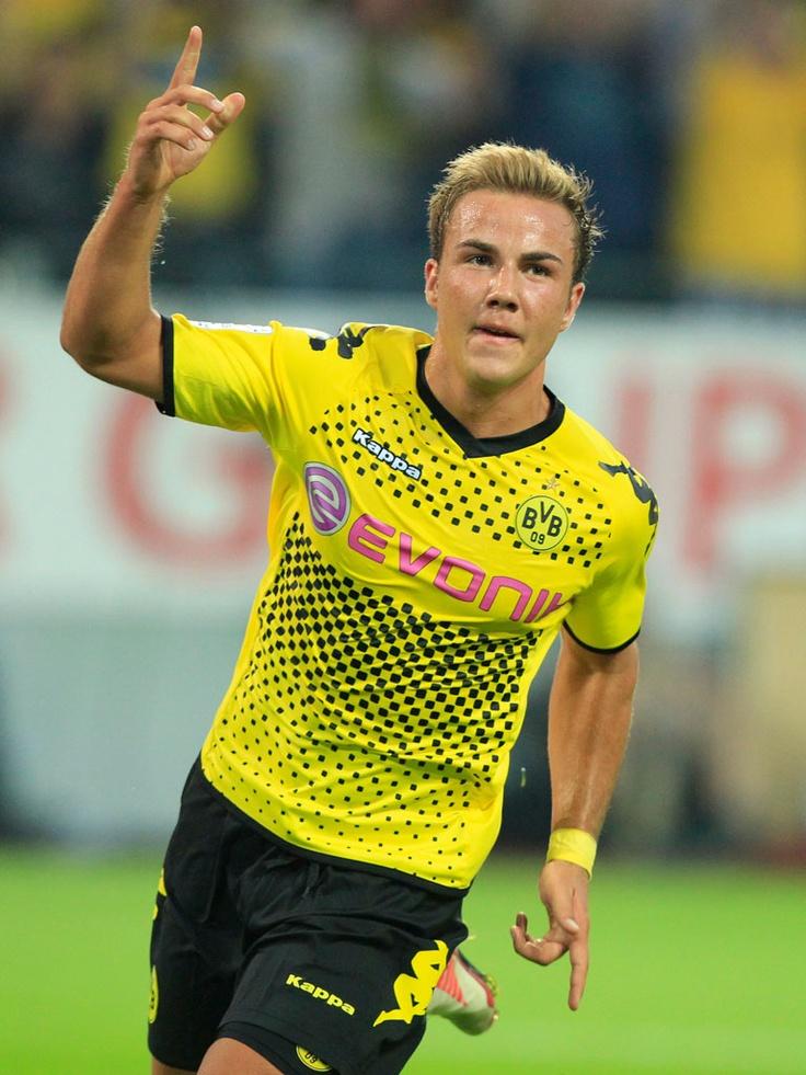 Mario Gotze - Dortmund
