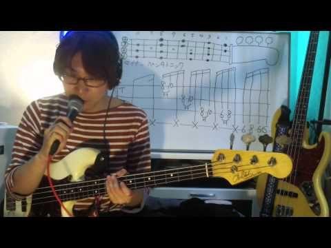 中学3年生吹奏楽部の女の子にルパン三世テーマ「Love pop mix」のベースソロフレーズを作ってと頼まれるマッキー①