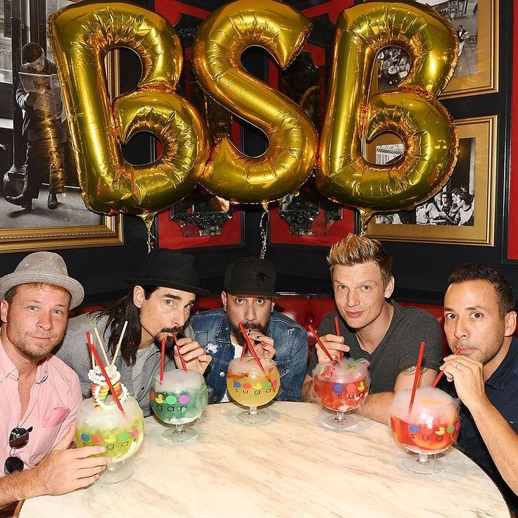 Backstreet Boys Continues Grand Opening Celebration of Sugar Factory American Brasserie at Fashion Show LAS VEGAS (April 20, 2017)- Fans gathered to continue the grand opening celebration of Sugar Factory's newest location in Las Vegas at Fashion Show with vocal group Backstreet Boys, who are celebrating their 24th anniversary. Upon arrival, the boys were welcomed …