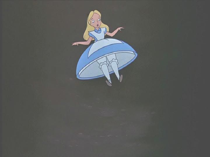 Alice Parachute Dress Deviantart: 1238 Best Disney's Alice In Wonderland Images On Pinterest