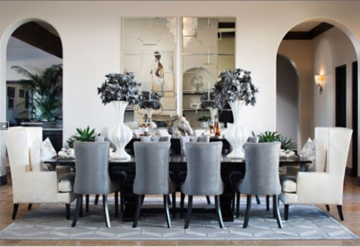 Best 25 Upholstered dining room chairs ideas on Pinterest  : 5e89e3d8dc2b52a411c26a4bb3885b6c formal dining rooms dining room chairs from www.pinterest.com size 736 x 506 jpeg 57kB