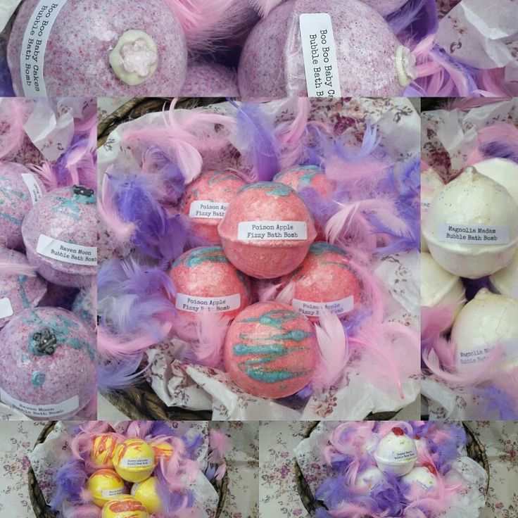 Bath Bombs Large Selection of scents