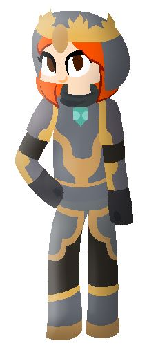Minecraft Story Mode: Petra the Warrior?? by Lyrica-Clef