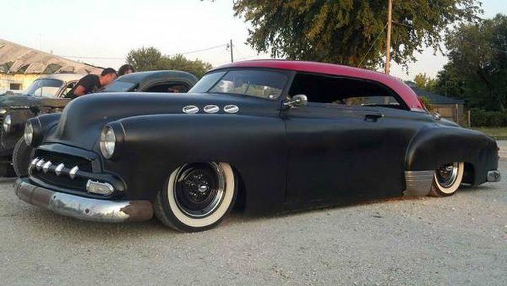 1952 chevy two door hardtop custom cars pinterest for 1952 chevy two door hardtop