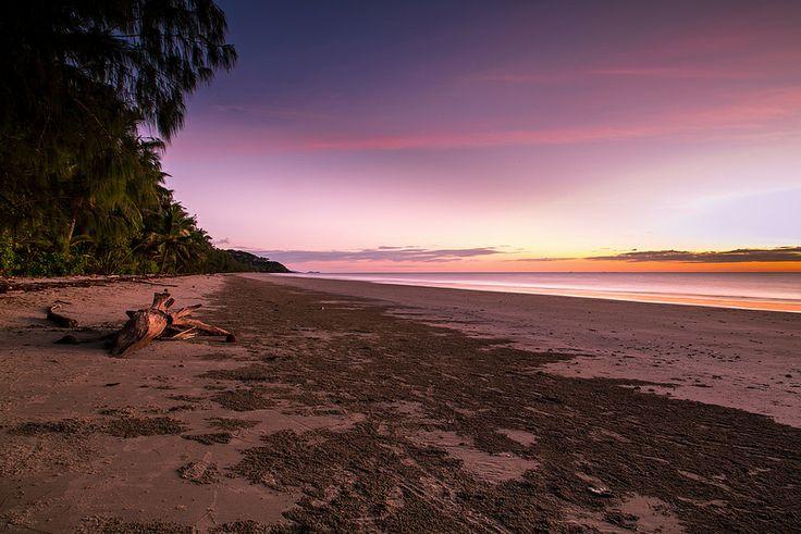 Sunrise Four Mile Beach Port Douglas