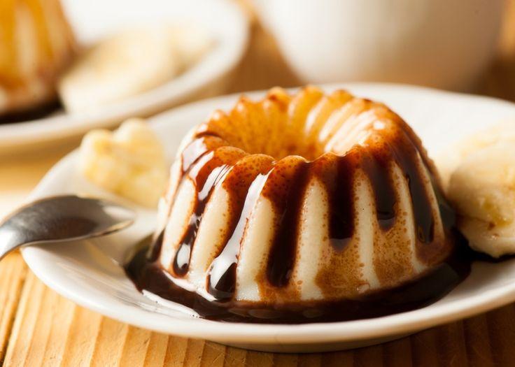 Γλυκές Τρέλες: Πανακότα με σάλτσα καραμέλας!