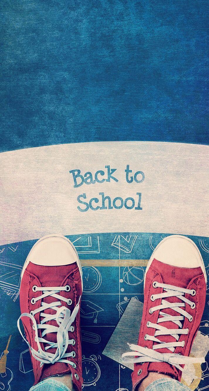 Wallpaper iPhone #back to school ⚪️