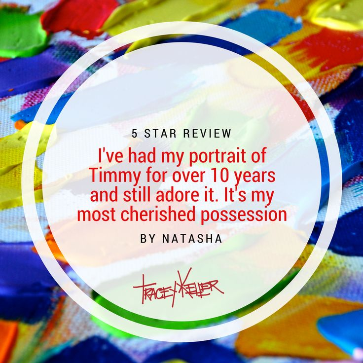 What an honour.  Thank you so much Natasha.  I truly appreciate your words, and being able to capture Timmy to give you JOY!    #traceykeller #traceykellerartist #animalart #gratitude