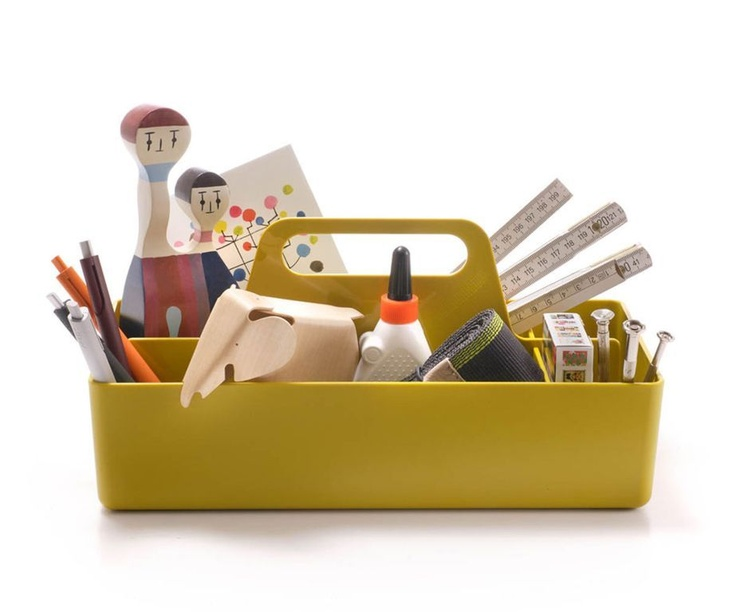 Volta às Aulas - Material Escolar - Toolbox - Vitra by Riccó - R$ 175,00