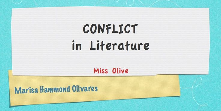 Types of Conflict in Literature: What is Internal and External Conflict