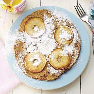 Recept - Pannenkoeken met appel - Allerhande #AAAAH WAAR KAN IK DIT KOPEN? ^^