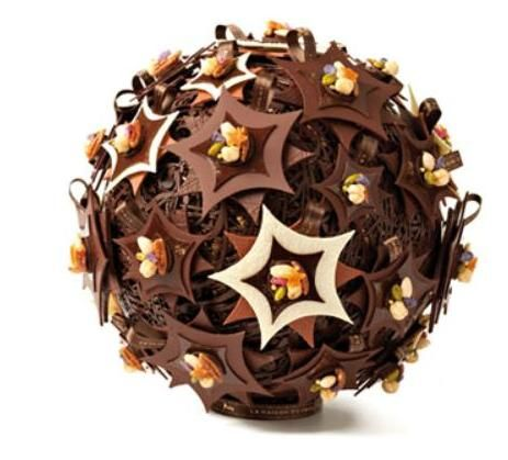 bola de chocolate    All I can say is wow!