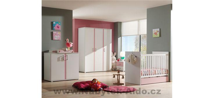 Dětský pokoj pro miminko Valentine II