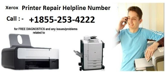 Having Trouble With The Xerox Printer So Contact Our Amiable