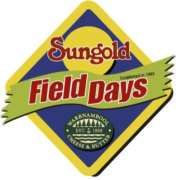 Visit Warrnambool - 33rd Annual Sungold Field Days will be held behind the Warrnambool Cheese and Butter Factory in Allansford (15km east of Warrnambool)