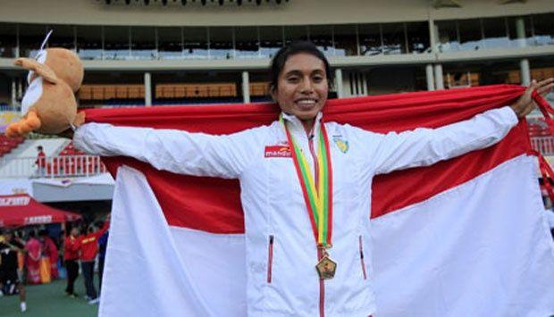 Maria Londa, Wanita Pertama Pembawa Bendera Indonesia di Olimpiade