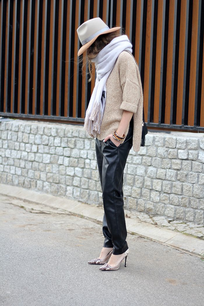 Fashion and style: Workwear / Elle Serbia / January 1