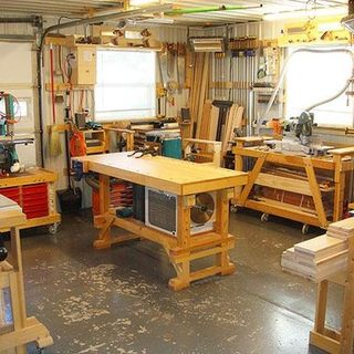 Help us Keep Our Uncle's Woods/Art workshop - My uncle is having to sell their shop that he and my aunt built for the love of their woods and ceramics.  Aunt is ill & needs  $ to care for her, so this asset  needs to be sold to pay. Can we keep it in the family & give my uncle more time?