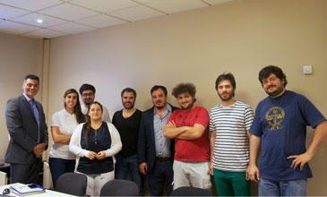 Primera reunión del Subcomité de Cinematografía del IRAM