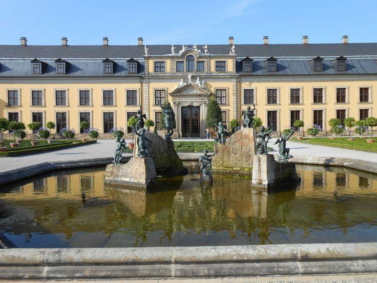 Cool Schloss Herrenhausen Galerie