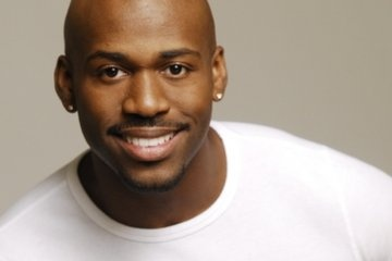 Biggest Loser trainer Dolvett Quince, seriously I think I love him.