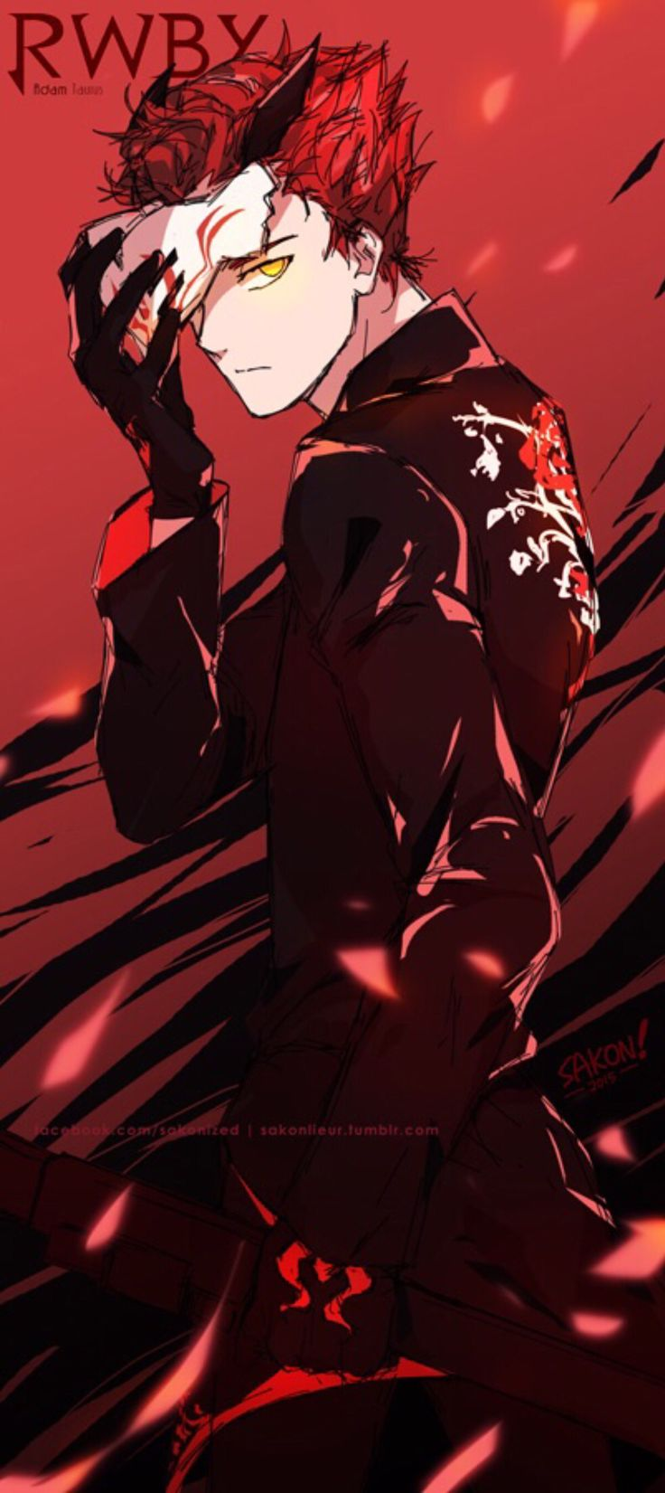((Open rp)) *i look over at you and quickly put my mask on* what do you want? *i growl*
