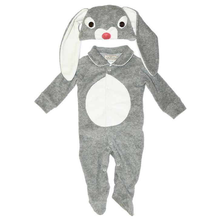 Lovely baby and toddler bunny costume for girls or boys