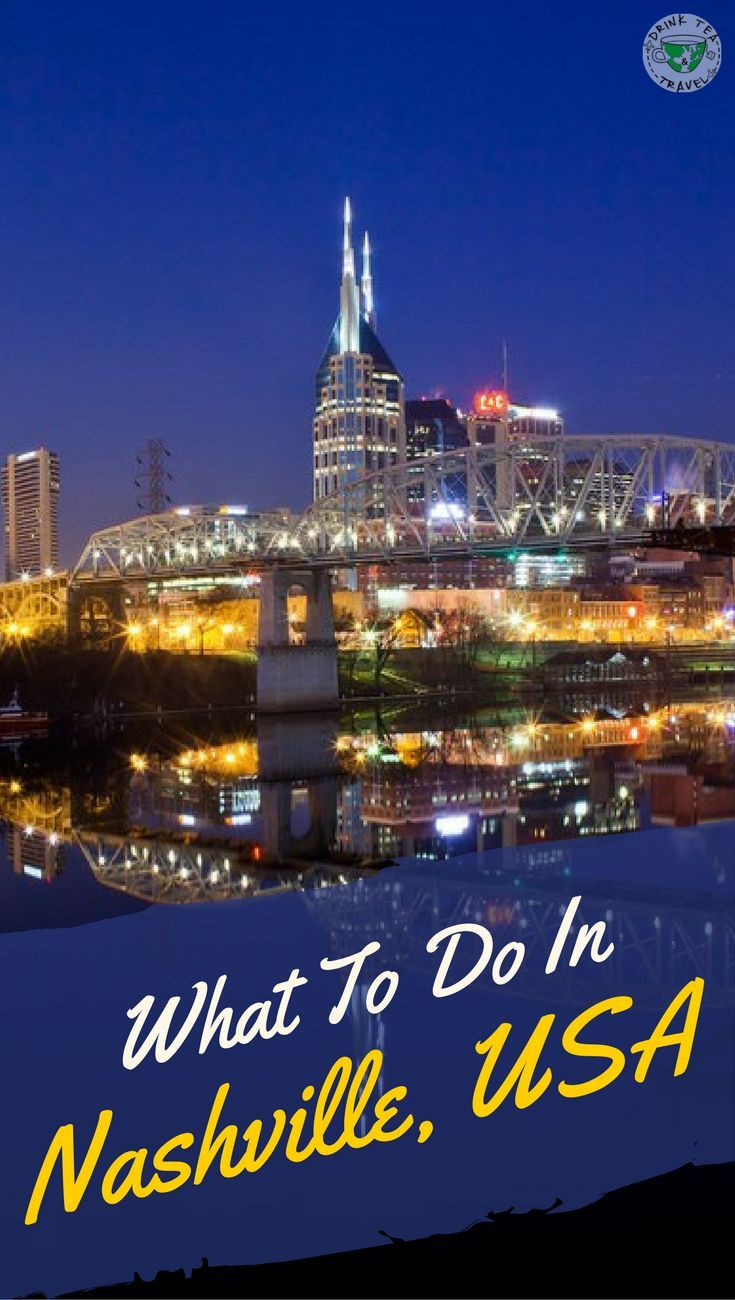 Planning a trip to Nashville? In this travel guide to Nashville, we share the best things to do in Nashville, tips and advice for your visit, the best places to visit, the best food, bars, shopping ideas and more!