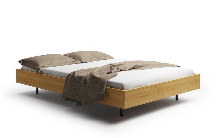 Oradea Bett | Holzconnection (Eiche Furnier, 180 x 220 cm, 695 EUR)