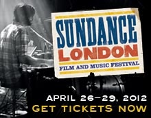 you can dance...at the Sundance!