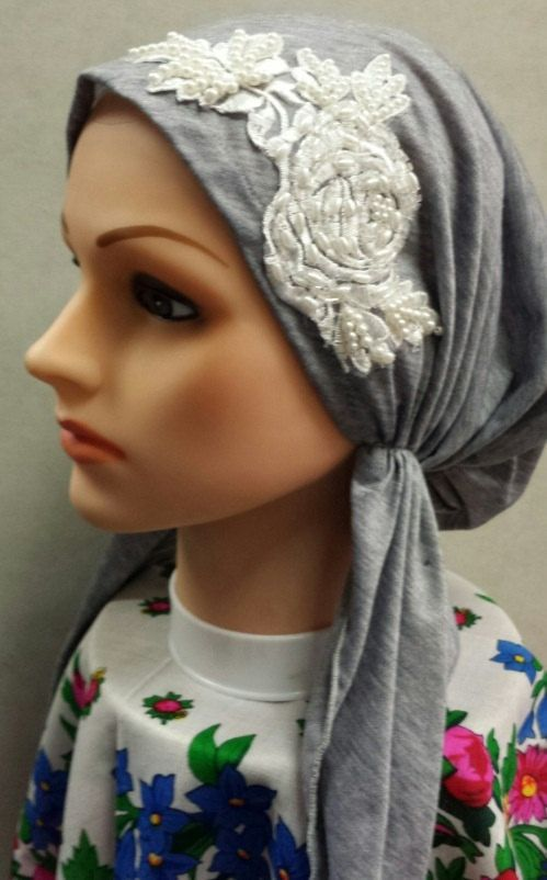 Ladies Turban, Hijab, sun hat, chemo scarf, fashion scarf, headwear, head covering, sleep cap, chemotherapy,