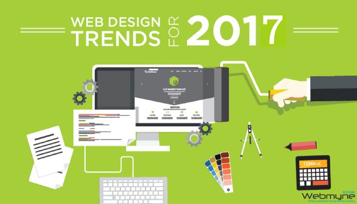 Top 5 web design trends for 2017: 1. Websites are messier, more crowded and asymmetric 2. Animations are a safe bet 3. Material design is going to become more widespread 4. Impatient users and unpretentious websites 5. App-inspired design Want to know more visit @ http://www.webmynesystems.com or contact us: info@webmynesystems.com  #webdesign #webdesigning
