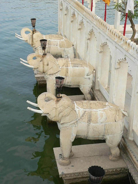 """Jag Mandir is a palace built on an island in the Lake Pichola. It is also called the """"Lake Garden Palace"""". The palace is located in Udaipur city in the Indian state of Rajasthan. Its construction is credited to three Maharanas of the Sisodia Rajputs of Mewar kingdom. The construction of the palace was started in 1551 by Maharana Amar Singh, continued by Maharana Karan Singh and finally completed by Maharana Jagat Singh I . It is named as """"Jagat Mandir"""" in honour of the last named Jagat Singh"""