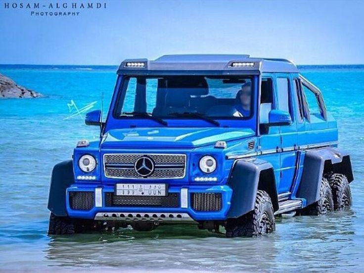 Mercedes G Wagon AMG 6X6 - Bing images