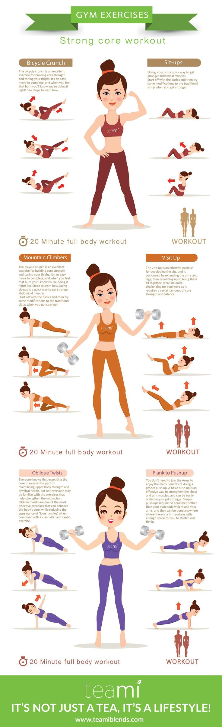 Exercising 3-5 times a week will enhance your results in a noticeable way and will get you to a whole new level!! Look good but most importantly feel good too. #teaMiblends