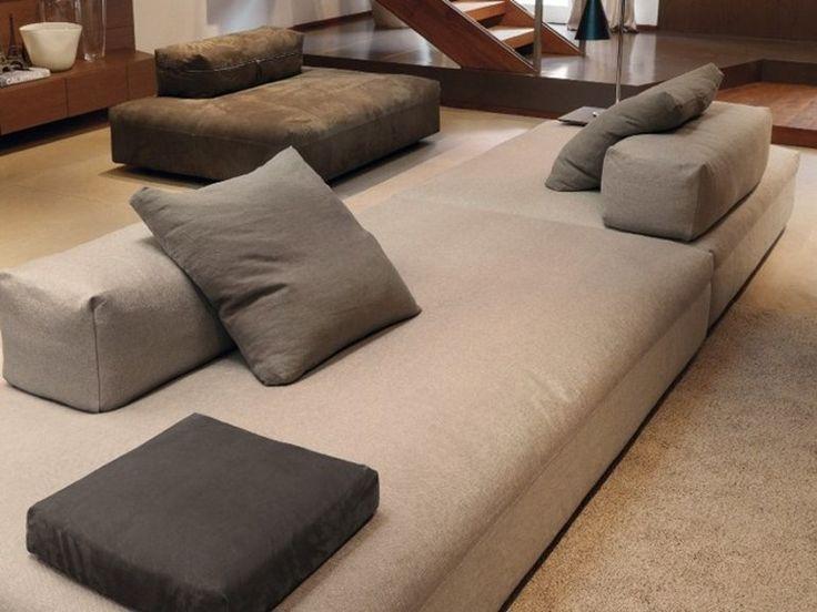 Canapé Composable Convertible MONOPOLI By Désirée Divani Design Marc Sadler