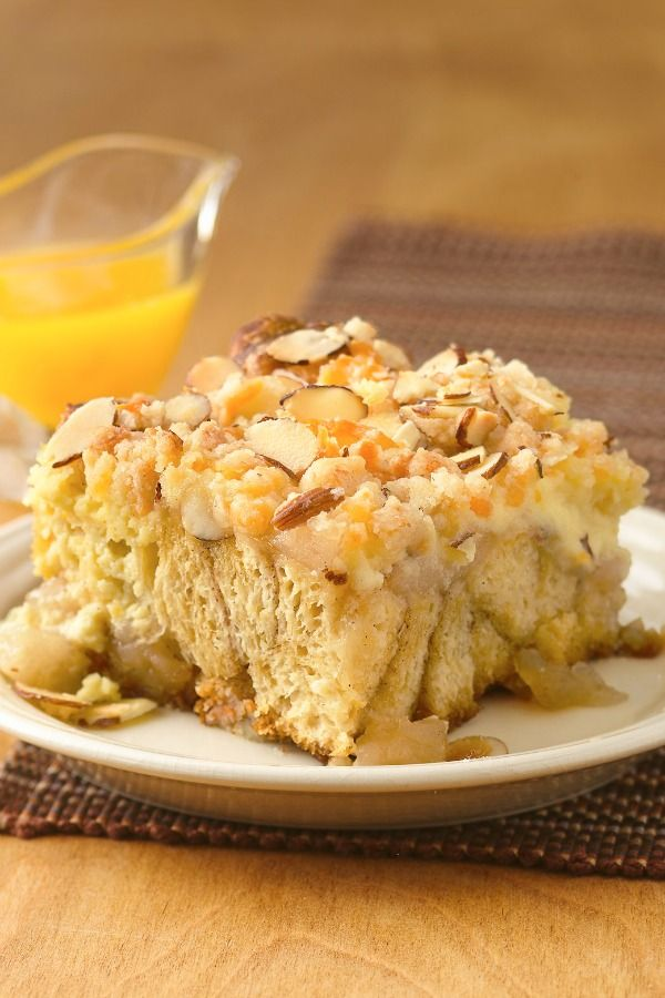 Coffee Cake Using Apple Pie Filling