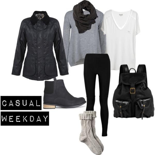 Casual Fall Outfits for Women | Womens Casual Clothing Whats In Your Fall CollectionFall Collection, Fall Winte Outfit, Casual Fall Outfits, Women Casual, Women'S Casual, Casual Outfits, Polyvore Casual, Wear, Casual Clothing