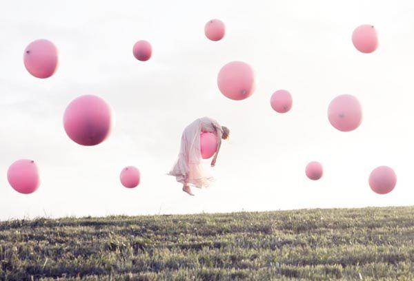 Surrealist Photography by Beata Cervin