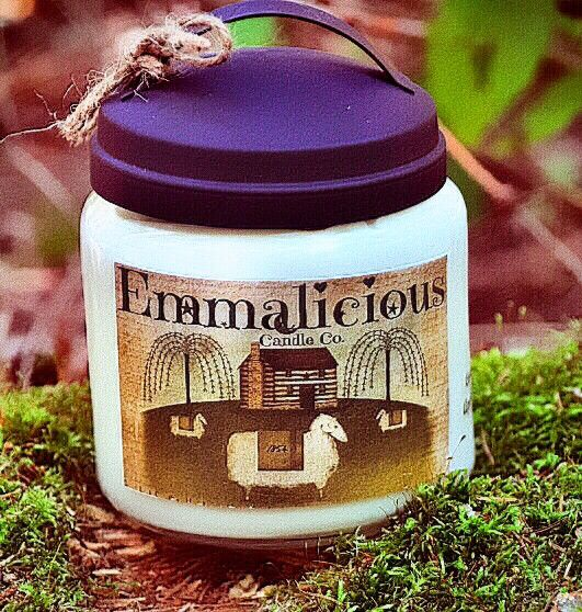Hey, check out what I'm selling with Sello: 18 oz.  Soy Candle http://emmalicious-candle-co.sello.com/shares/DzOXw