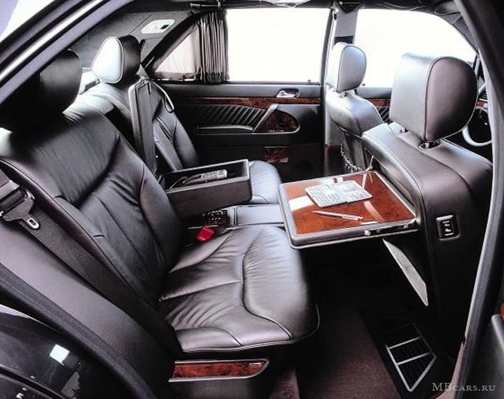 Mercedes Benz S Class W140 Interior 1991 1994 006 With Images