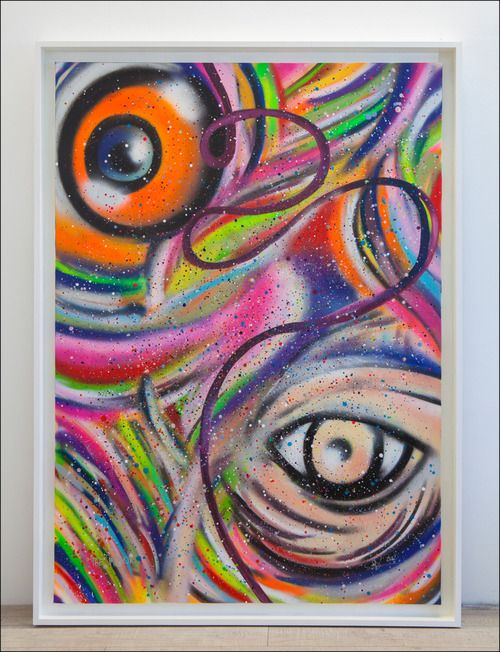 M s de 1000 ideas sobre espejo con pintura en aerosol en - Pintura para espejos ...