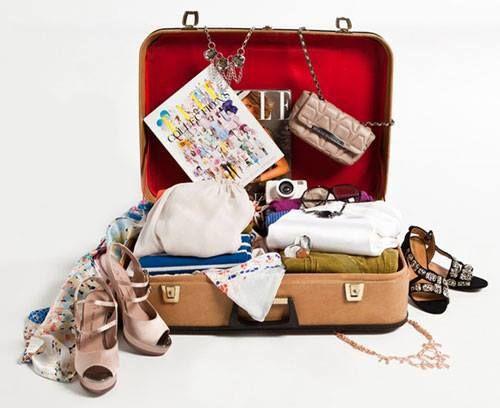 Catwalk: Cosa portare in viaggio? Consigli per viaggiare leggeri!