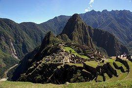 Мачу-Piccho, Перу, Инки, Священный Город