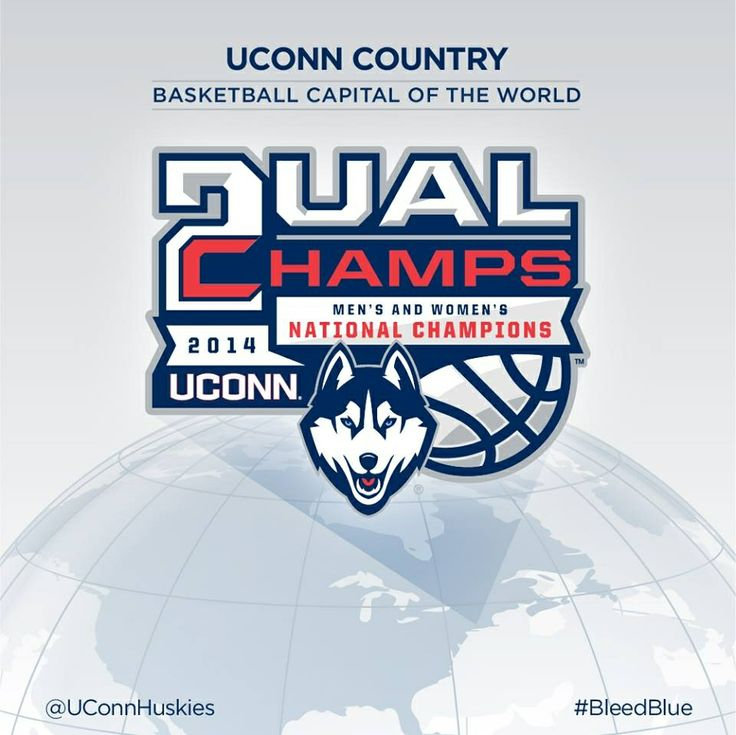 Congratulations to the UConn Huskies!