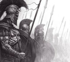 """""""Sparta has no walls because you, her warriors, are her walls. Sparta's boundaries are undefined because these your spear-points define her borders. So when the Barbarians come, let them find nothing but death on the frontiers of Sparta!"""" - Excerpt from the novel, the Queen of Sparta."""