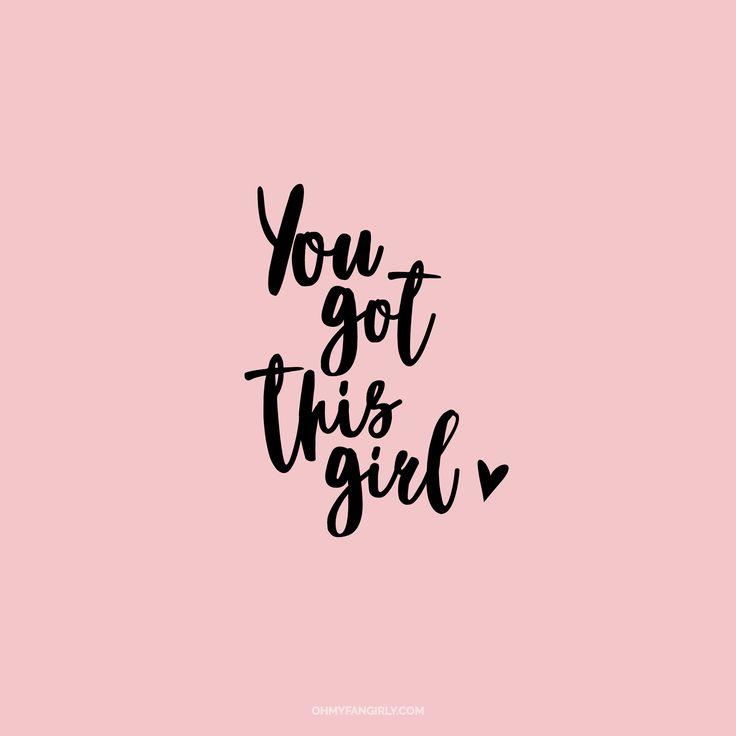 Heck yeah, you do! // Monday motivation | OhMyFangirly
